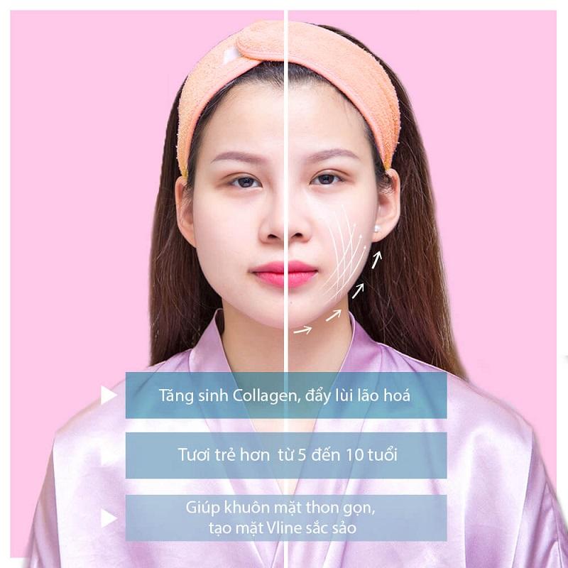 HIFU Ultra-tech - Nâng cơ, xóa nhăn, tạo V-line, trẻ hóa da