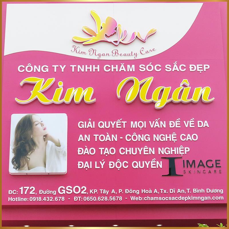Công ty chăm sóc sắc đẹp Kim Ngân Beauty Care