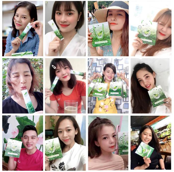 Cà phê xanh kháng mỡ, hỗ trợ giảm cân Thiên Nhiên Việt 3