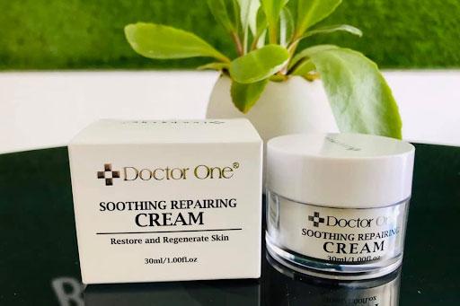 Kem Chống Lão Hóa - Giảm nếp nhăn và các vết chân chimSoothing Repairing Cream (2)