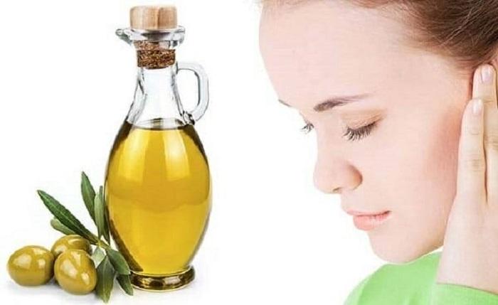 Dưỡng ẩm cho da khô bằng dầu oliu