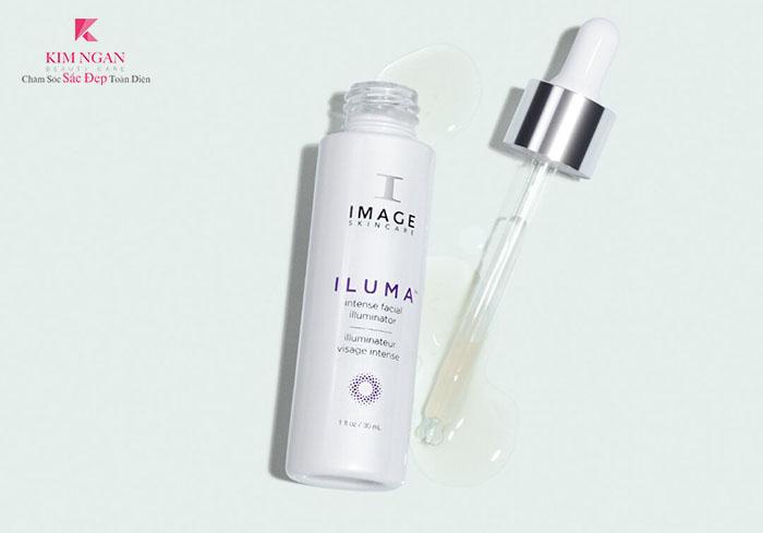 Serum sáng da, hỗ trợ mờ thâm nám cấp tốc - Iluma Intense Facial Illuminator