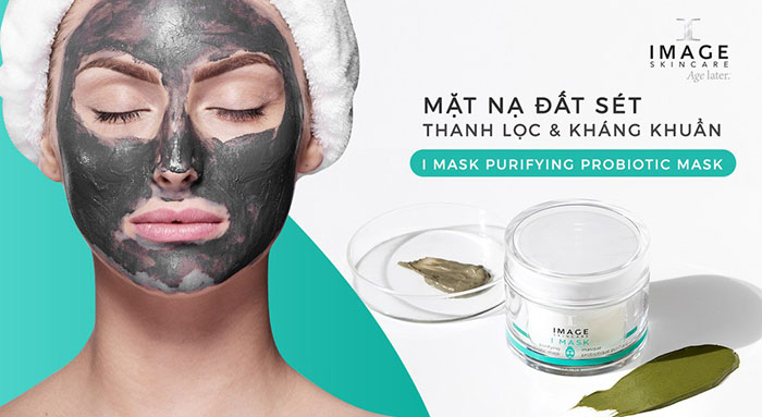 mặt nạ I MASK Purifying Probiotic Mask