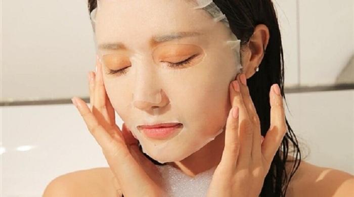 Bạn đã biết đắp mặt nạ giấy đúng cách Hiểu đúng để dưỡng da hiệu quả (2)
