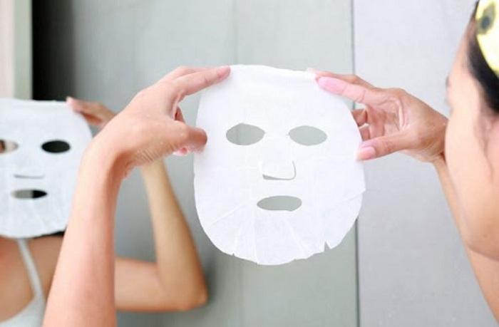 Bạn đã biết đắp mặt nạ giấy đúng cách Hiểu đúng để dưỡng da hiệu quả (3)