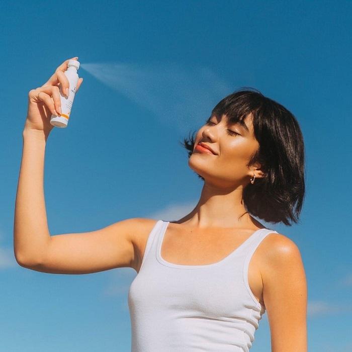 Tấm là chắn bảo vệ làn da khỏi tác hại xấu từ môi trường