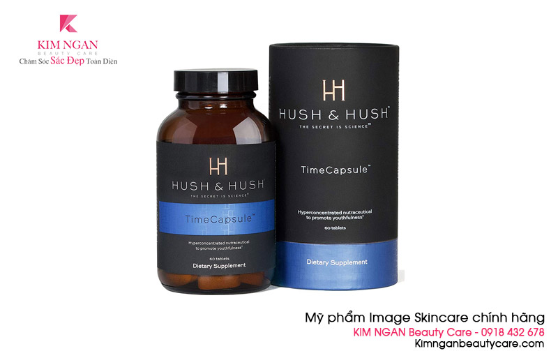 Viên Uống Ngăn Ngừa Lão Hóa Hush And Hush Time Capsule